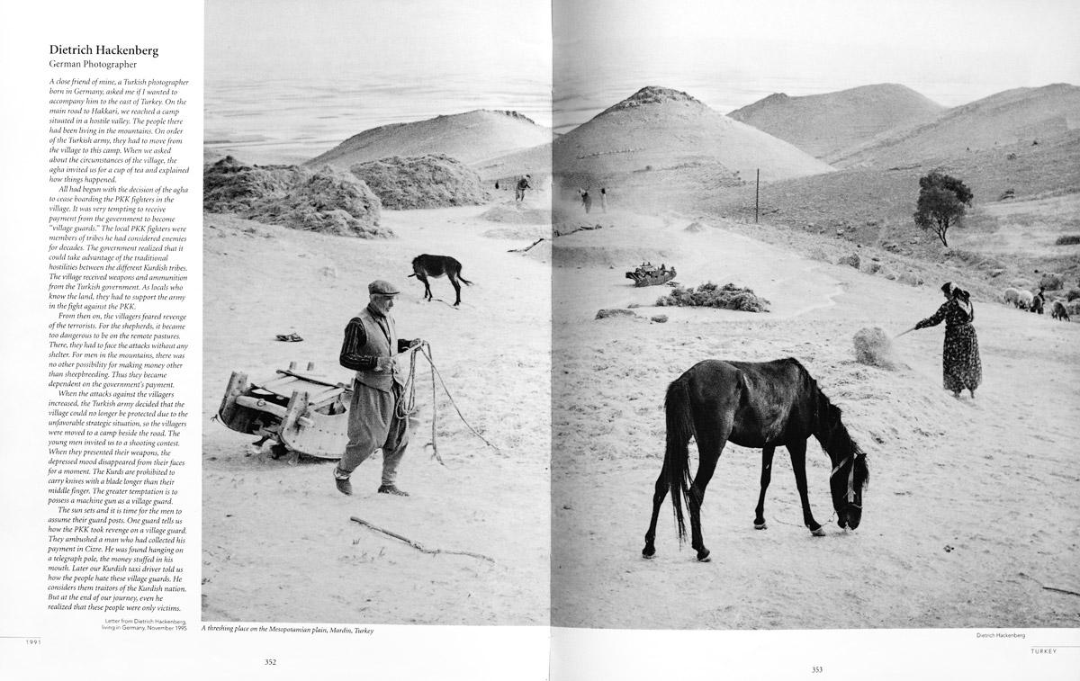 """Seite 352 aus dem Buch """"Kurdistan in the Shadow of History"""""""