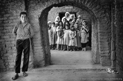 Korankurs - Cizre, Türkei 1991 - Foto © Dietrich Hackenberg