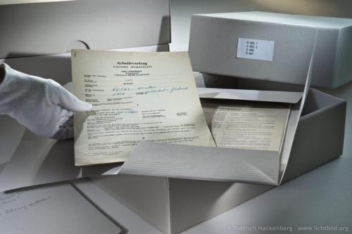 Dokumentenmappe - Domid Archiv Köln